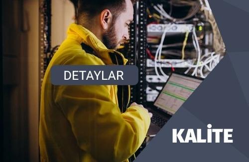 AS 9100 Havacılık ve Uzay Kalite Yönetim Sistemleri Belgesi