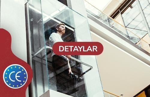 Asansör ve Asansör Güvenliği Parçaları CE Belgesi
