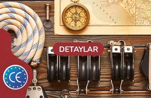 Denizcilik Ekipmanları CE Belgesi