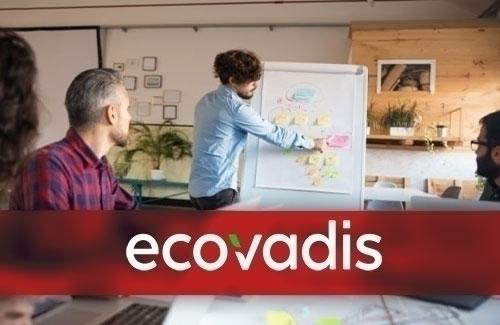 Ecovadis Kurumsal Sosyal Sorumluluk Ödülleri