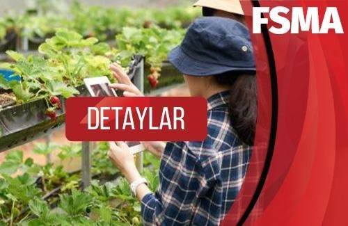 Gıda Güvenliği Modernizasyonu Yasası (FSMA)
