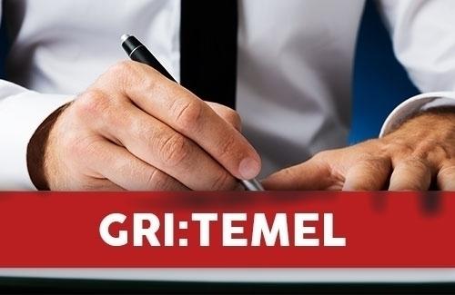 GRI 101: Temel