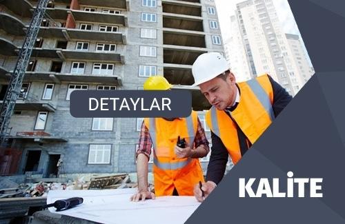 İnşaat Yapı Sektörü Kalite Belgesi
