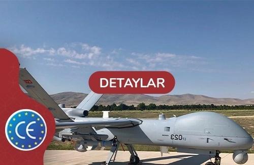 İnsansız Hava Aracı Sistemleri  CE Belgesi