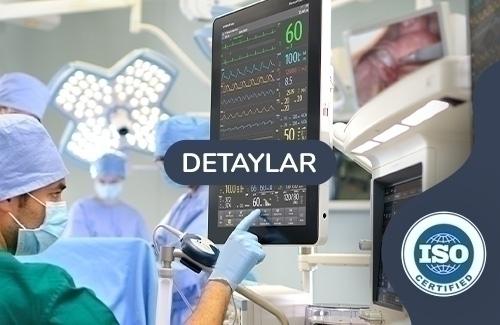 ISO 13485 Tıbbi Cihazlar Yönetim Sistemi Belgesi