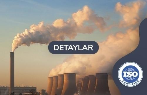 ISO 14064 - Sera Gazı ve Emisyonları Yönetim Sistemi Belgesi