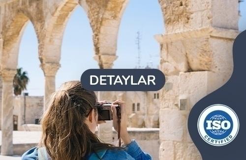 ISO 22483 Turizm ve İlgili Hizmetler - Oteller - Hizmet Gereksinimleri