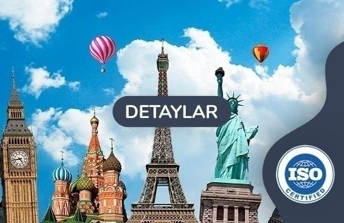 ISO 22483 Turizm ve İlgili Hizmetler Belgesi