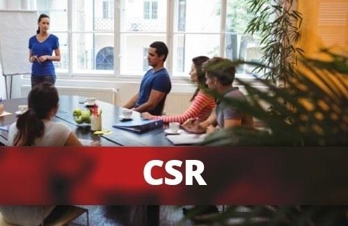 Kurumsal Sosyal Sorumluluk (CSR)