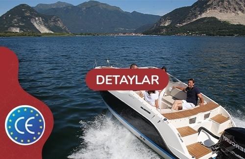 Tekneler ve Kişisel Deniz Taşıtları CE Belgesi