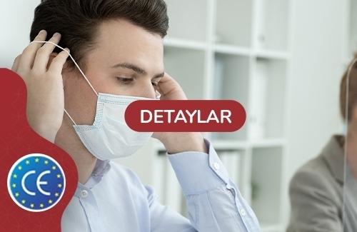 Tıbbi Yüz Maskeleri CE Belgesi